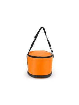 Lonchera Mini Can Conserva la Temperatura Interior Aluminio - Naranja