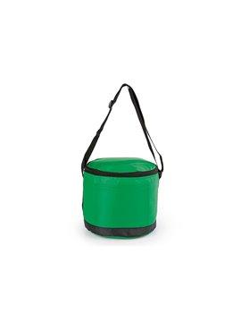 Lonchera Mini Can Conserva la Temperatura Interior Aluminio - Verde Limon