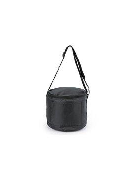 Lonchera Mini Can Conserva la Temperatura Interior Aluminio - Negro