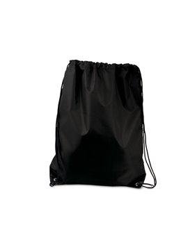 Duncan Bag Bolsa Tula Mochila con cordon para ajustar - Negro