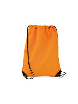 Duncan Bag Bolsa Tula Mochila con cordon para ajustar - Naranja
