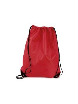 Duncan Bag Bolsa Tula Mochila con cordon para ajustar - Rojo