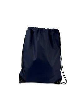 Duncan Bag Bolsa Tula Mochila con cordon para ajustar - Azul Oscuro