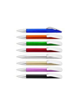 Llavero Rectangular Elaborado en PVC - Blanco