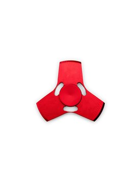 Regla Plastica 16 cm - Rojo