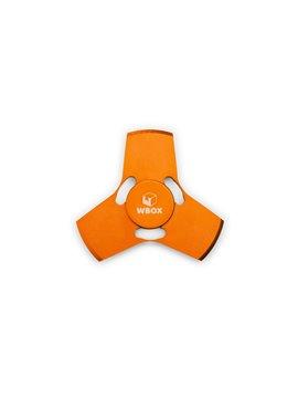 Reloj Orange en Plastico Diseño Minimalista - Naranja
