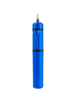 Desarmador Inser en Plastico Incluye Sistema Giratorio - Azul