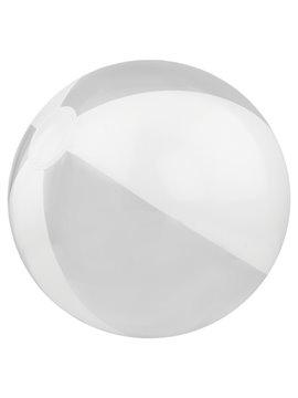 Balon Pelota De Playa en Plastico - Blanco