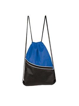 Bolsa Mochila Breton Non Woven Aditamiento de Audifonos - Azul