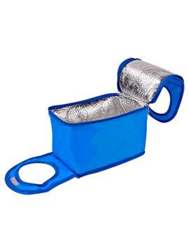 Amplificador de Sonido Dock Silicona sin Necesidad Baterias - Azul Cielo