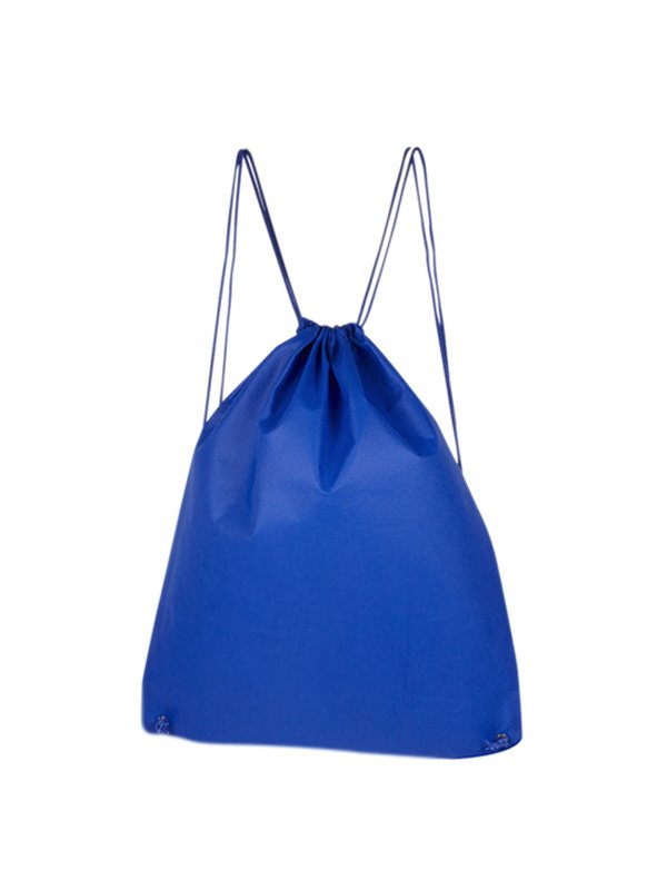 Bolsa Mochila Astorga Non Woven - Azul