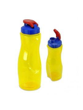Botella Botilito Tricolor en Plastico - Tricolor