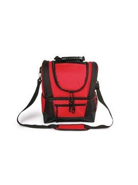 Nevera Nice Bolsa Para Conservar La Temperatura Lonchera - Rojo