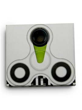 Cepillo Multiusos Set de 3 piezas Manicure y Espejo - Verde