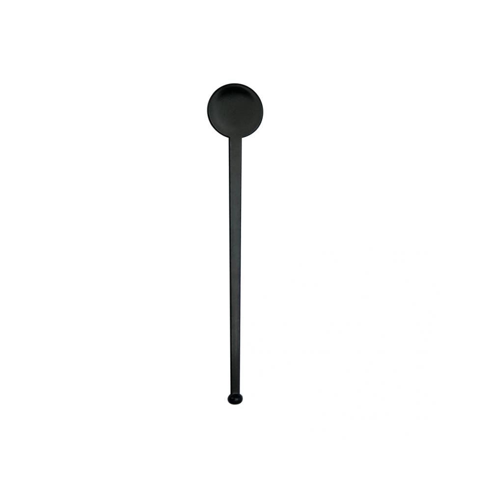 Mezclador para Coctel Elaborado en Plastico - Negro