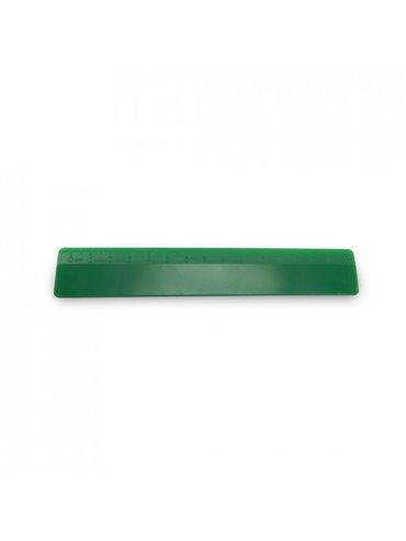 Regla Plastica 16 cm - Verde