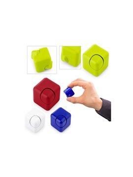 Calculadora Cristal No Necesita Bateria Teclado Transparente - Azul
