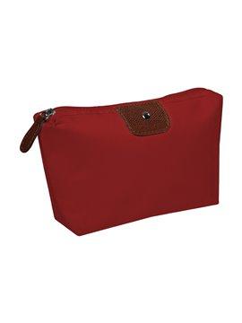 Bolso Neceser Beauty en Poliester interior en Forro - Rojo
