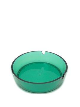 Recipiente Cenicero en Plastico - Verde