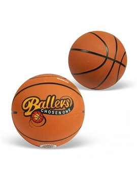 Pelota Balon Esferico de Basketball Ballers - Naranja