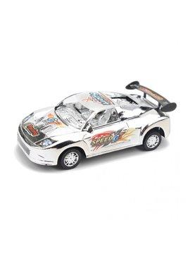 Carro Vehiculo de Juguete Plastico Corsa - Blanco