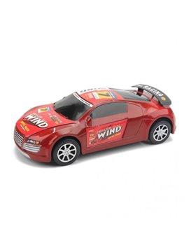 Carro Vehiculo de Juguete Plastico Wind - Rojo