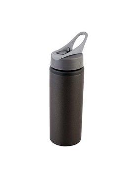 Botella Botilito Bannaya Aluminio Capacidad 700 Ml - Gris