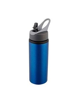 Botella Botilito Bannaya Aluminio Capacidad 700 Ml - Azul