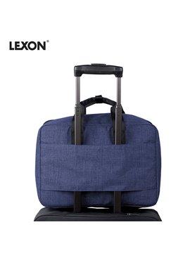 Maletin de viaje One Lexon Poliester - Azul Oscuro