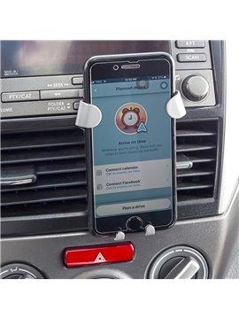 Soporte Ajustable Para Moviles Tabby - Rojo