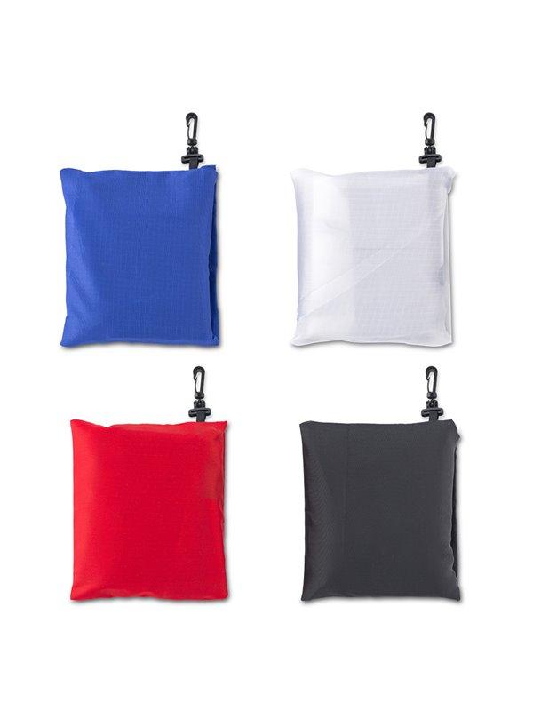 Bolsa Plegable Tobby Con Estuche De Poliester Para Cargar - Rojo
