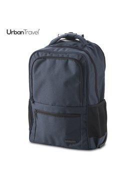 Bolso Maleta Maletin Trolley Backpack Gamma Urban Travel - Azul