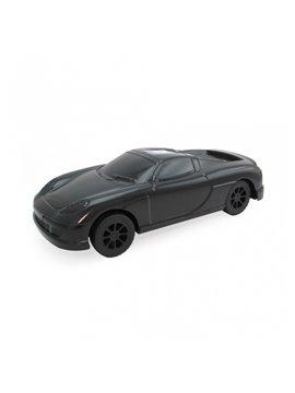 Carro Juguete Master elaborado en Plastico y decorable - Negro