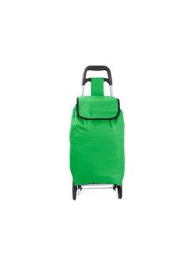 Carrito de Mercado Merk Diseno Practico Gran Capacidad - Verde Esmeralda