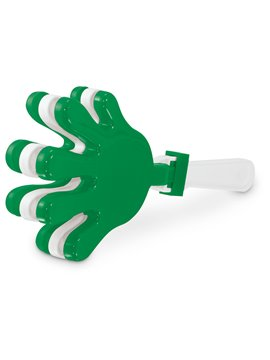 Aplaudidor Economico Diseno Mano - Verde