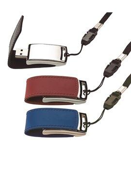 Memoria USB Capacidad 4GB Con Stylus Para Celular - Negro