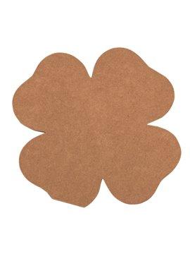 Miniset Estuche Plastico De Escritorio 4 Accesorios - Amarillo