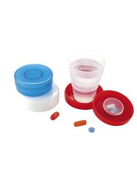 Estuche Para Resaltador Magico En Plastico - Transparente