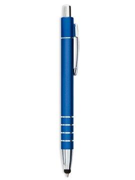 Portaboligrafos Para Escritorio Frost En Plastico - Azul