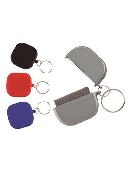 Masajeador Plastico Transparente Mink 5 Cavidades - Azul