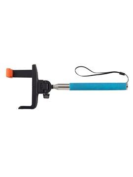 Soporte Movil Monopod Selfie (Sin Disparador) 7 Segmentos - Azul Rey
