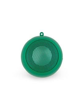 Altavoz Music Estereo Alta Fidelidad con Usb y Plug de Audio - Verde