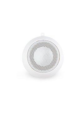 Altavoz Music Estereo Alta Fidelidad con Usb y Plug de Audio - Blanco