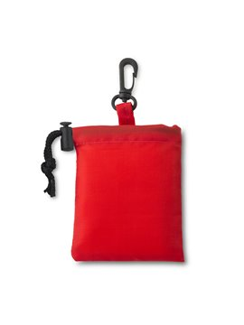 Capa Poncho Domin en Poliester Incluye Estuche - Rojo