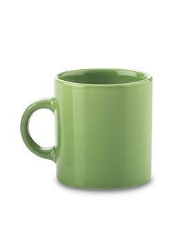 Mini Mug en Ceramica Apto Para Uso en Microondas - Verde
