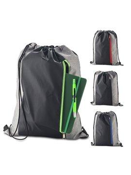 Bolso Maleta Morral Backpack Apollo Lexon 2 Compartimientos - Gris