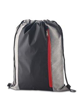 Morral Maletin Tula Sporty Bag Truman Bolsillo Exterior - Rojo