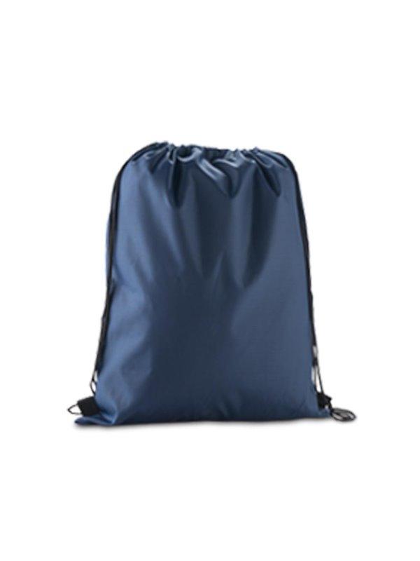 Morral Tula Sporty Bag Volker Cordon Para Cargar y Cerrar - Azul Oscuro