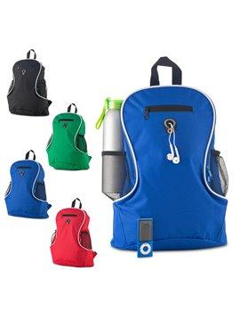 Botella Botilito Spray Policarbonato Tapa Tipo Pestaña 600ml - Azul