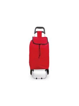 Carrito de Mercado Merk Diseno Practico Gran Capacidad - Rojo